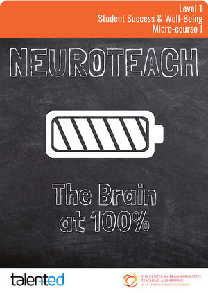 Neuroteach Level 1: The Brain at 100%