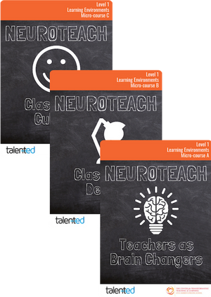 Neuroteach Global: Learning Environments Track
