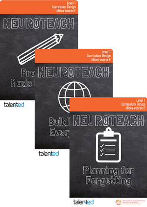 Neuroteach Global: Curriculum Development Track