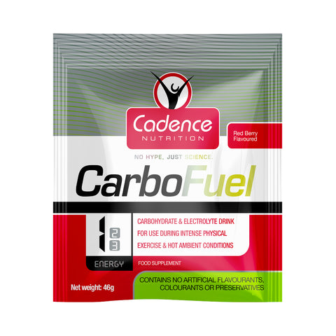Cadence Nutrition: Carbofuel