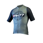 RH77 Cafe Retro Cycling Jersey
