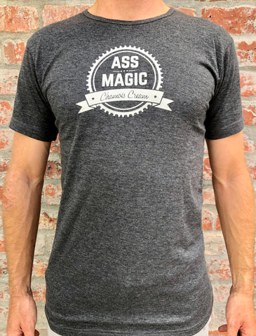 ASS MAGIC T-Shirt Charcoal