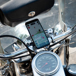 SP Moto Mount Pro Chrome