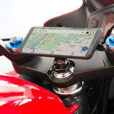sp moto stem mount with navigation