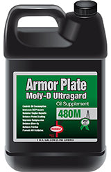 Armor Plate with Moly-D Ultragard