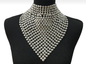 Classy Necklace Silver