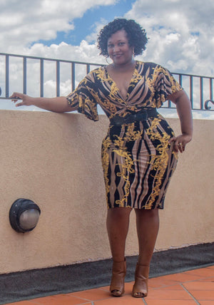 Selina Dress - Plus Size