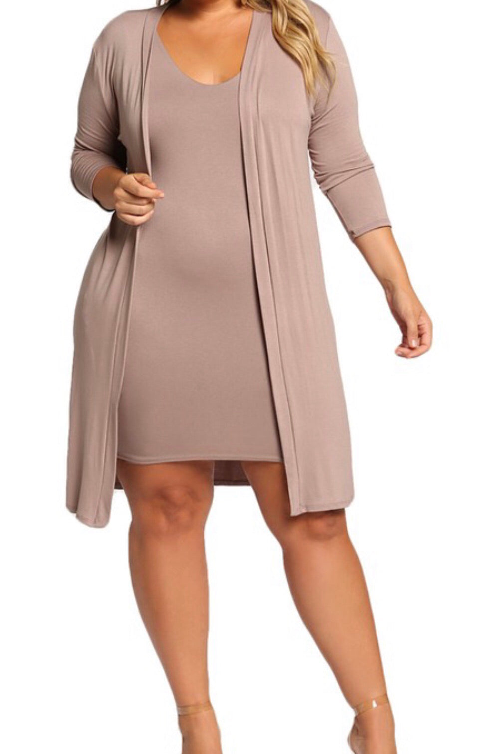 Simplicity Dress and Jacket - Plus Size