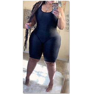 Bawdy Jumpsuit - Plus Size