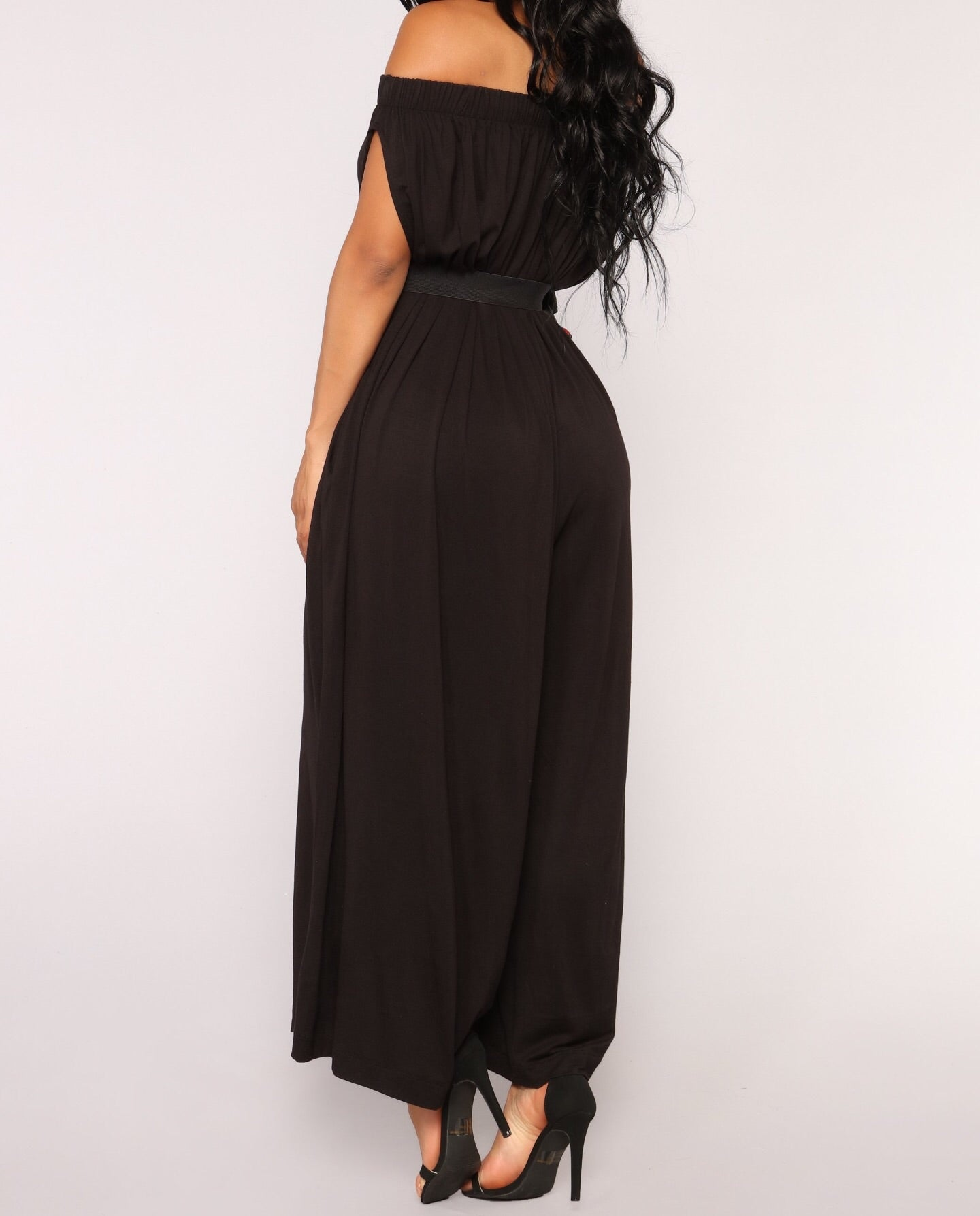 Jasmine Jumpsuit - Plus Size