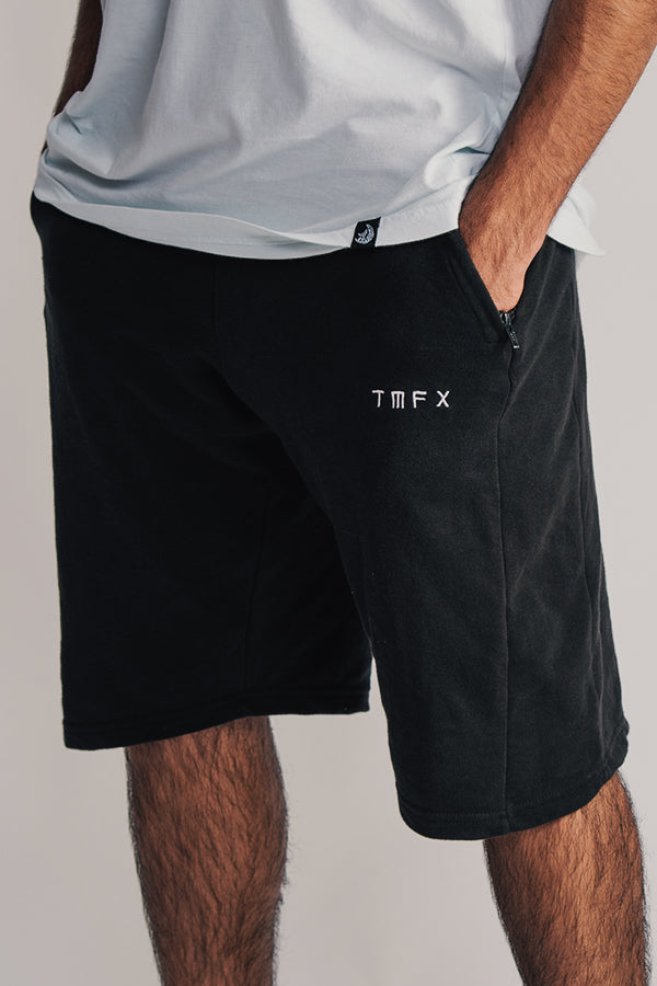 SUMMER SHORTS - BLACK