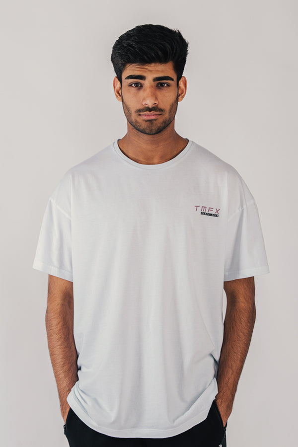 MISSION T-SHIRT - WHITE