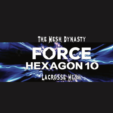 Force Hexagon 10 Mesh Only