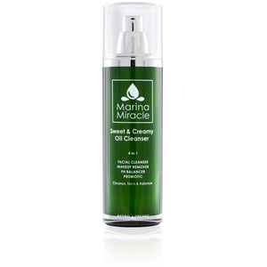 Reinigungscreme - Sweet & Creamy Oil Cleanser - marinamiracle.de