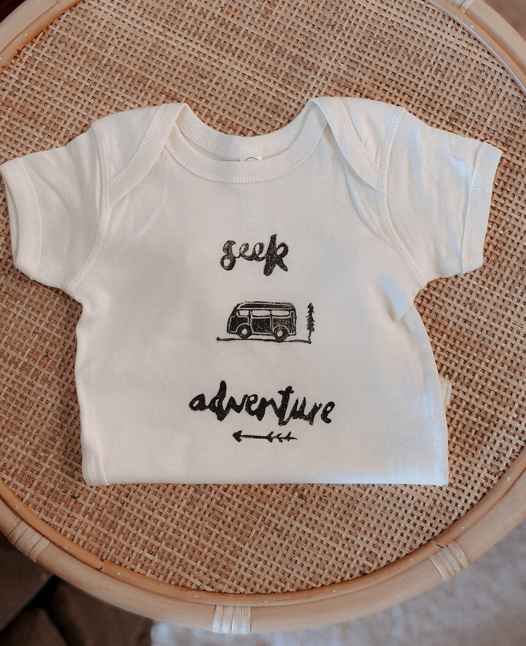 Seek Adventure Onesies