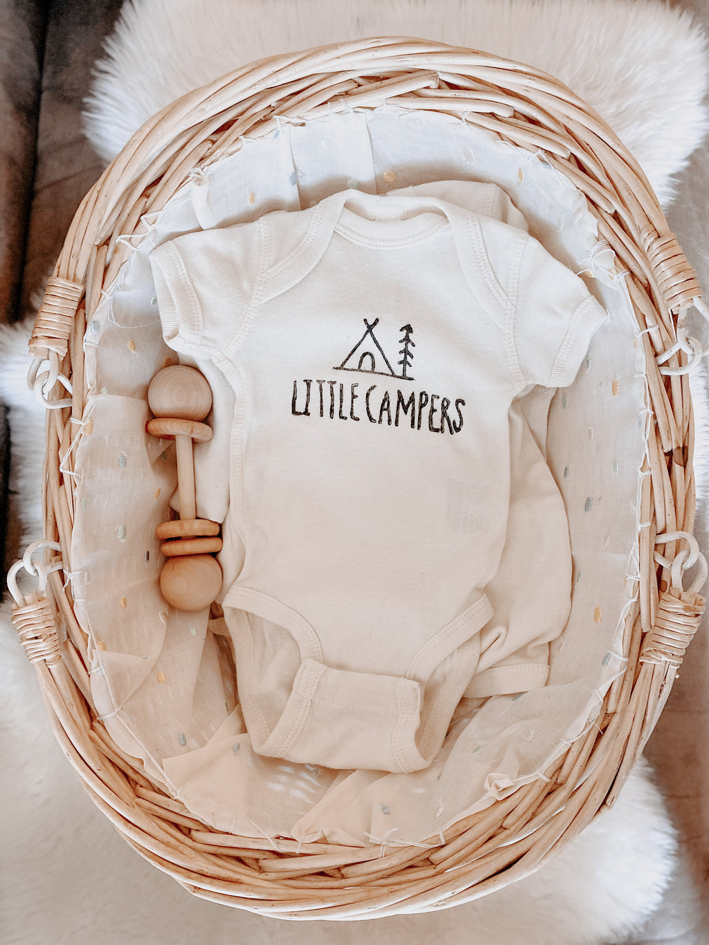 Little Campers Onesies