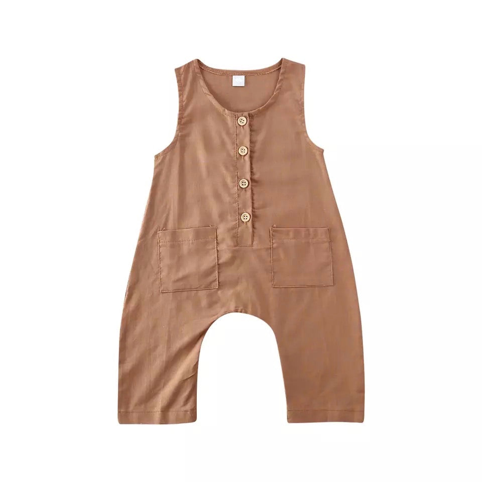 Terry Explorer Jumpsuit