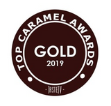 Gold Award for top caramel