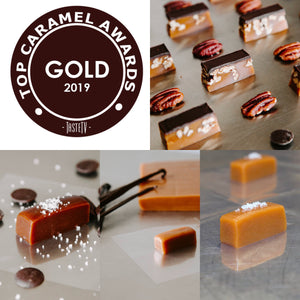 4-piece Caramel Pack