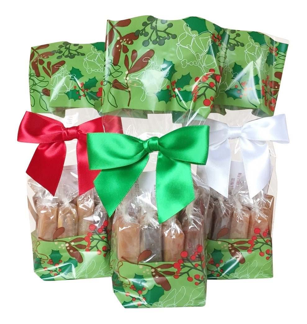 Holly Berry 8-PC Gift Bags