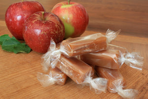 Apple Spice Caramels