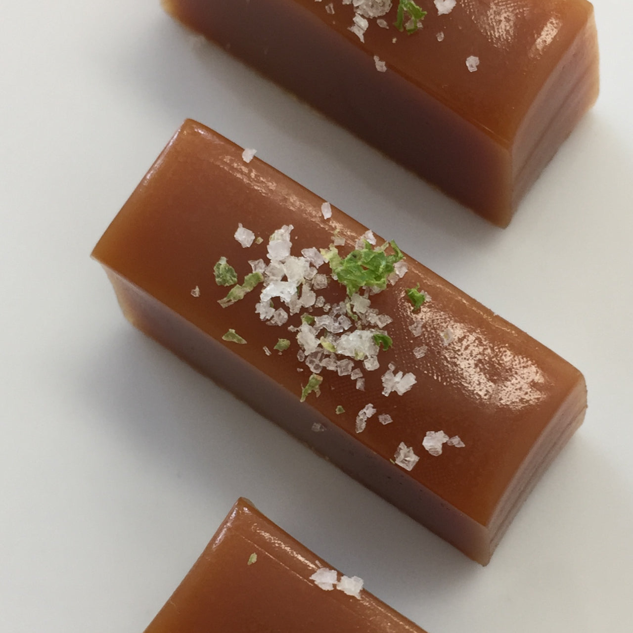 Red Box Tropical Passion Caramels