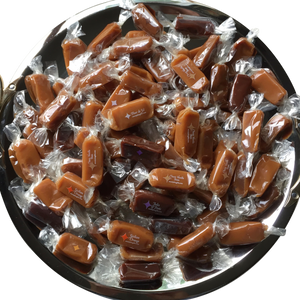 Caramel Party Favors