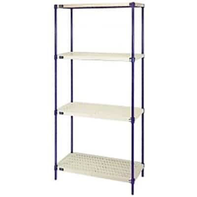 Quantum Food Service Shelving Unit RPWR72-2430E