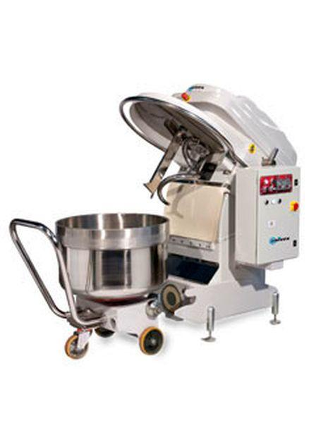 Univex Silverline Spiral Mixer w/ removable bowl (175 lbs. max capacity) SL80RB - Quality Galore
