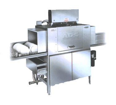 "American Dish Service Dishmachine  Conveyor 44"" (208 or 240 volt 3 phase - must specify) High Temperature left to right  ADC-44 - Quality Galore"