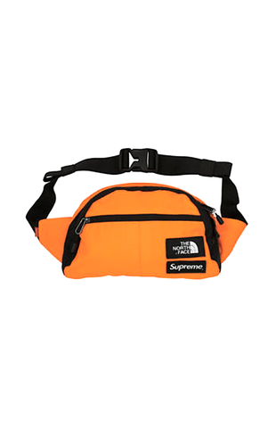 Supreme The North Face Roo II Lumbar Pack Orange