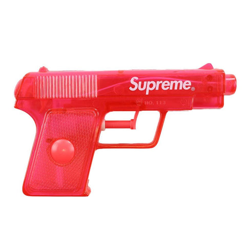 Supreme Water Pistol Red