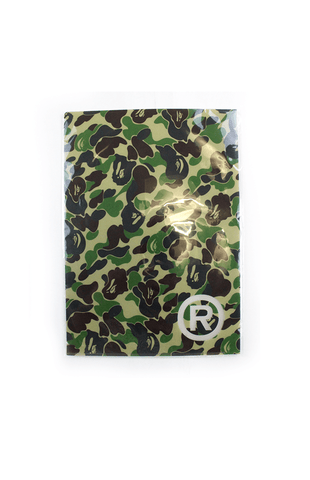 Bape 1st Green Camo File - SaruGeneral