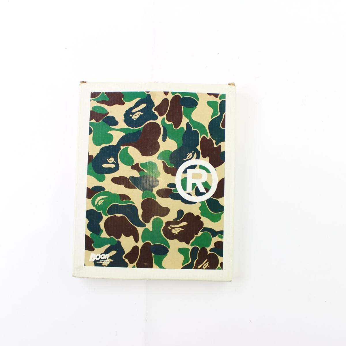 Bape ABC Green Camo Inflatable Pillow - SaruGeneral