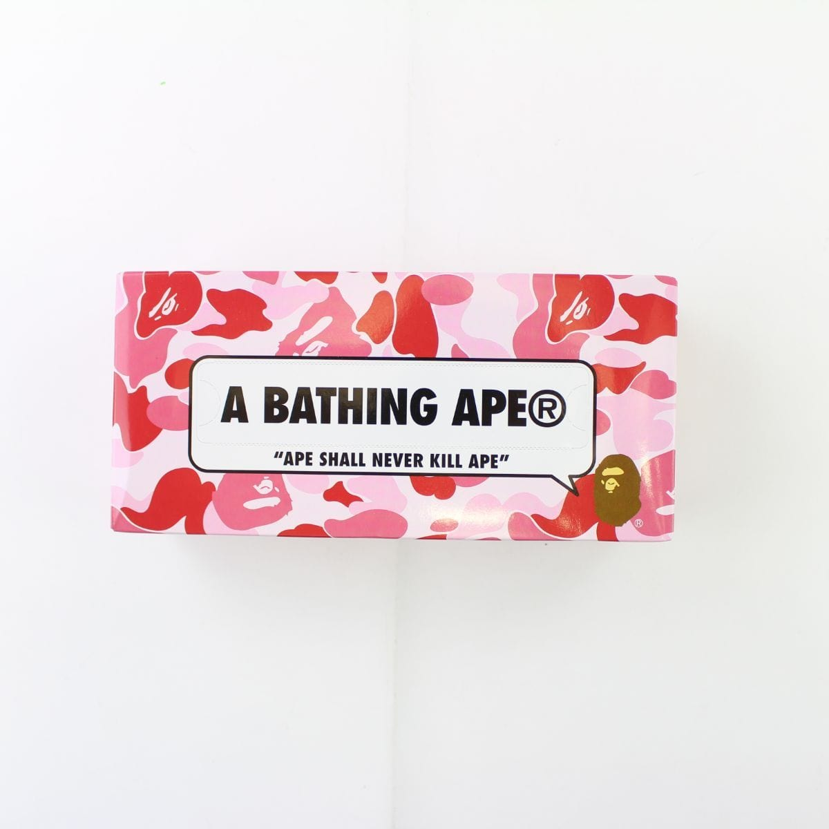 Bape ABC Pink Camo Tissues - SaruGeneral
