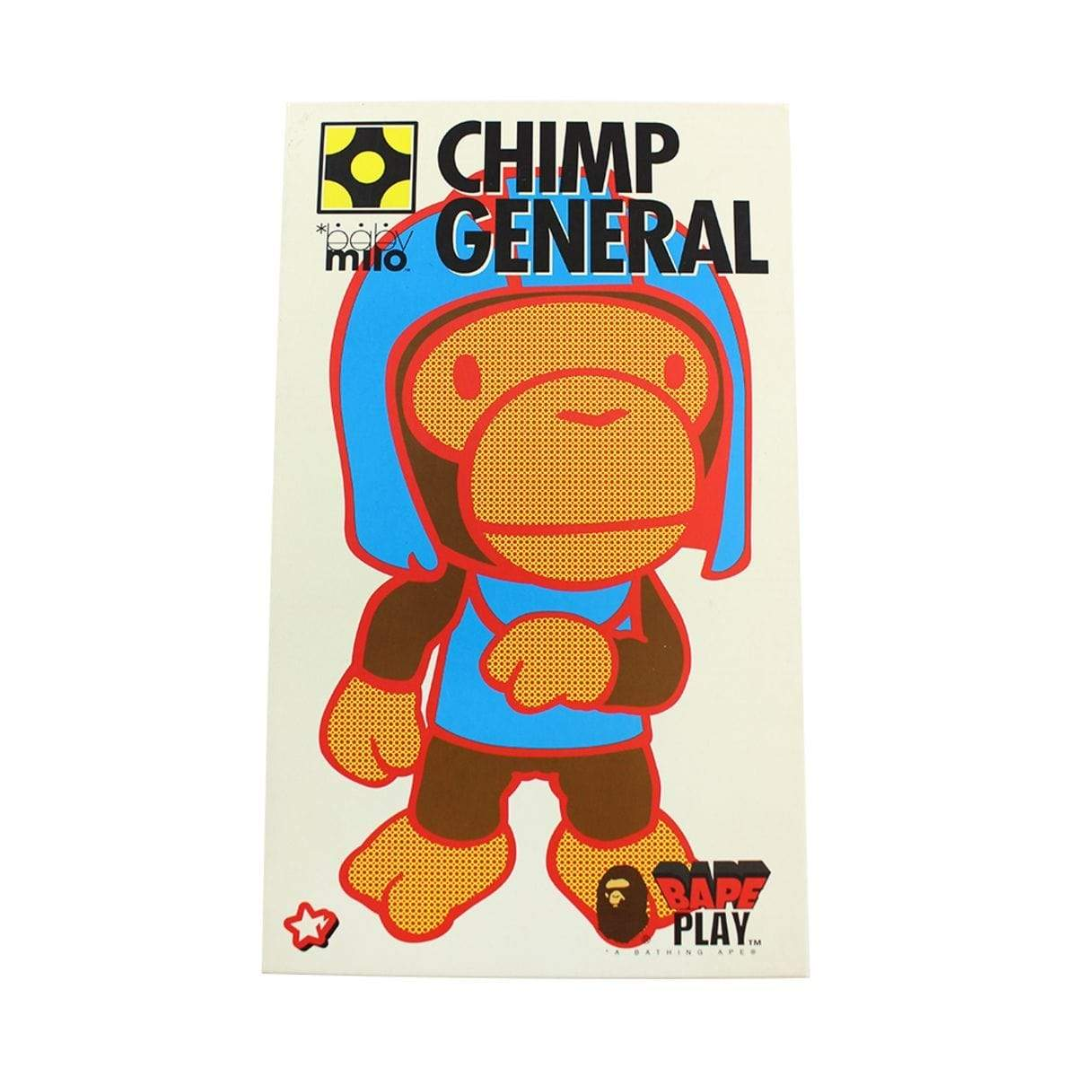 Bape Baby Milo Chimp General Figure