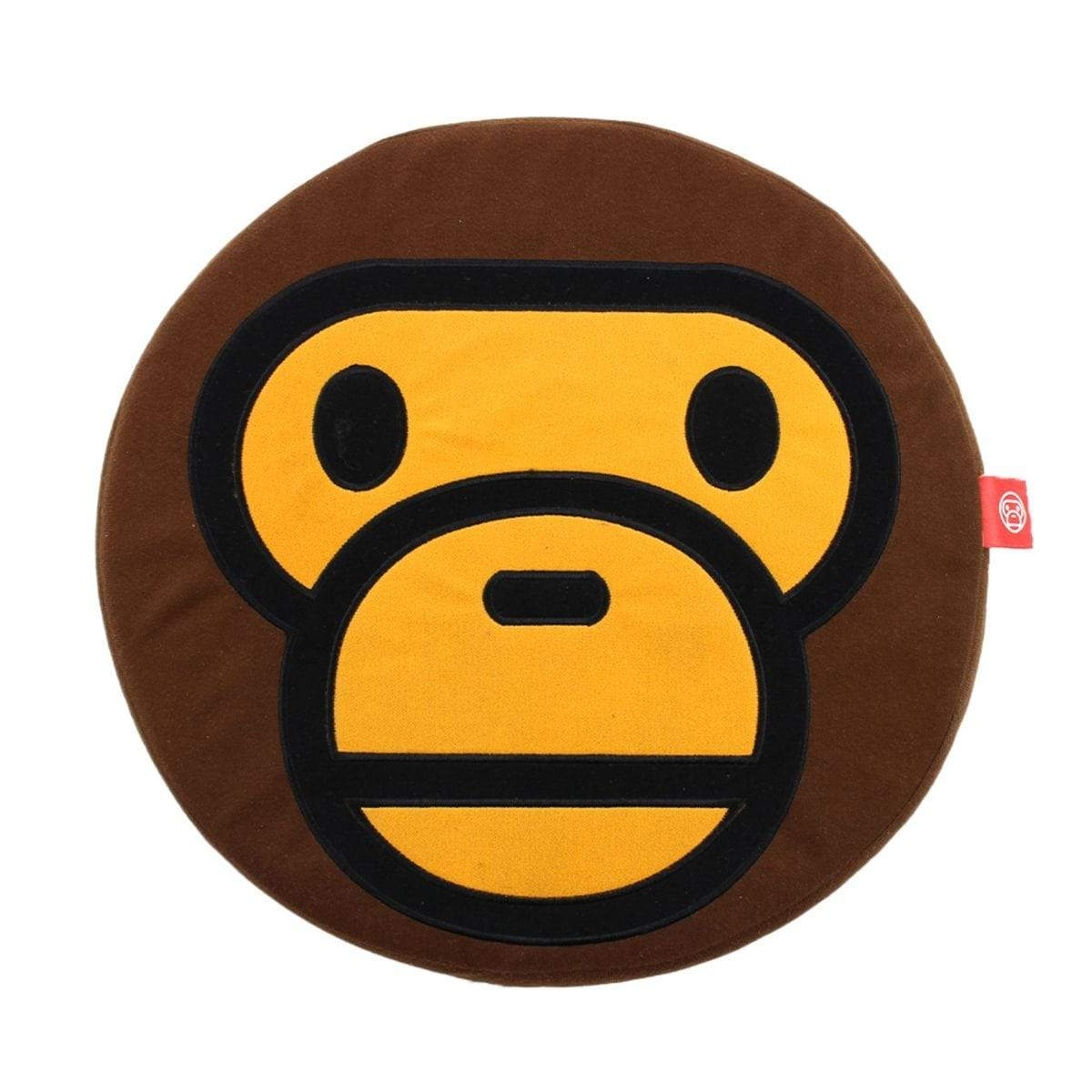 Bape Baby Milo Plush Face Cushion