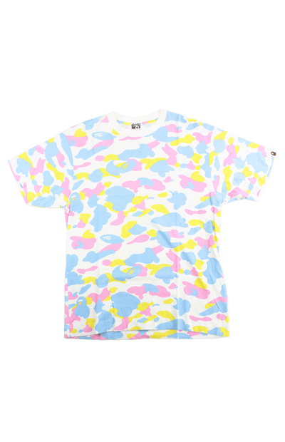 Bape Candy Camo Tee - SaruGeneral