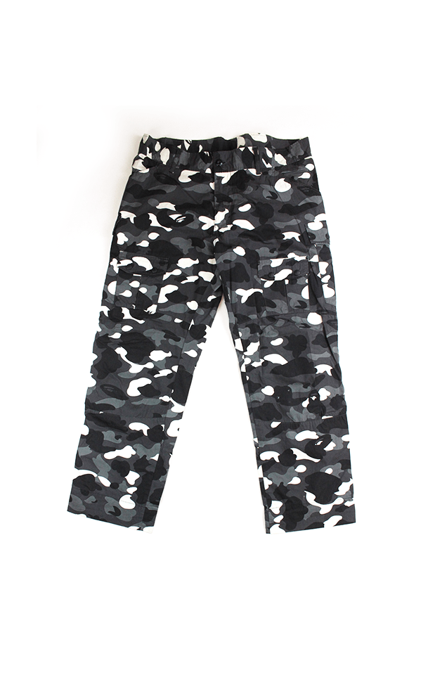 Bape City Camo Trousers - SaruGeneral