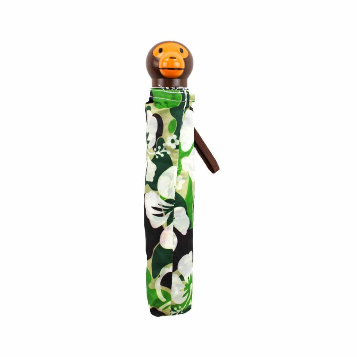 Bape Green Camo Baby Milo Umbrella