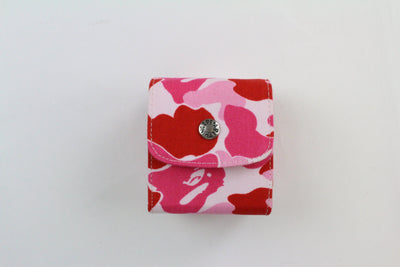 Bape Pink Camo Bapex with Box - SaruGeneral