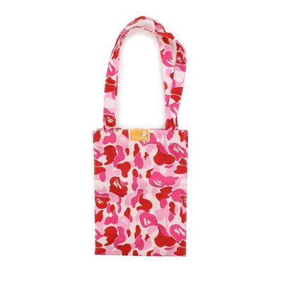 Bape relax Pink Camo Tote Bag 1/100 - SaruGeneral