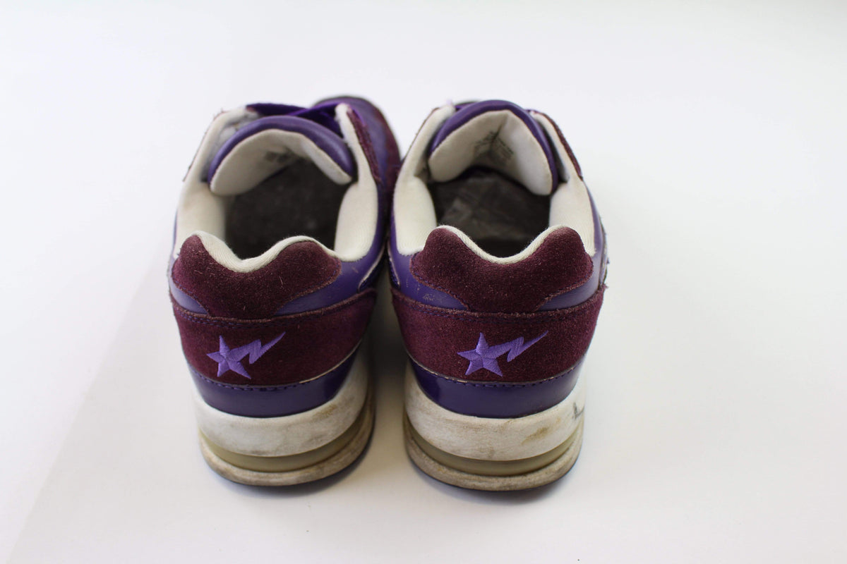 Bape Roadsta Purple - SaruGeneral