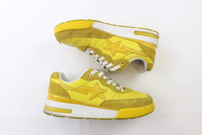 Bape Roadsta Yellow White - SaruGeneral