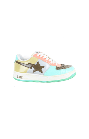 Bapesta Pastel Block Colours