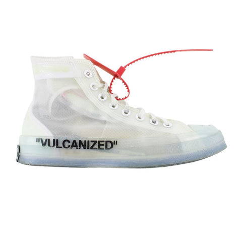 Off-White x Converse Chuck Taylor Vulcanized