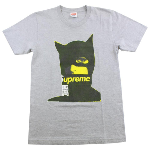 Supreme catwomen tee grey 2013 - SaruGeneral