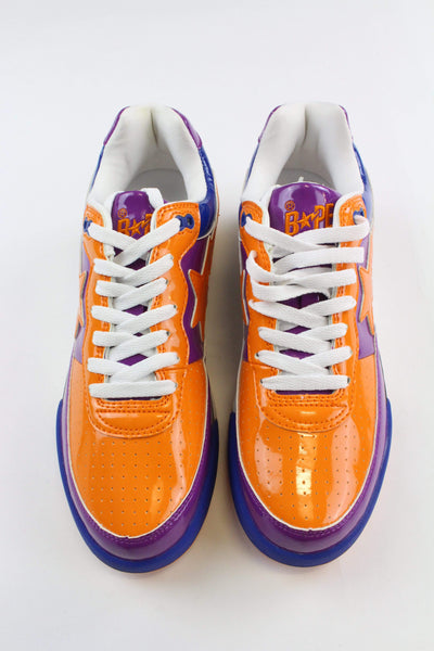 bape Roadsta Orange Purple Blue - SaruGeneral