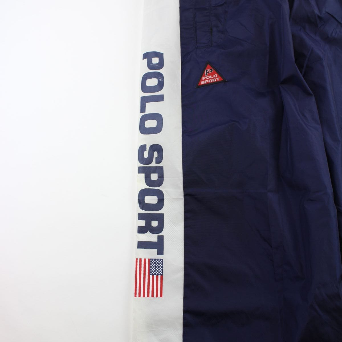 Ralph Lauren Polo Sport Side Logo track pants Navy