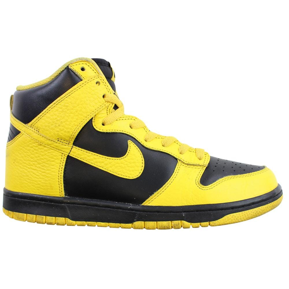 nike dunk maize 2011 - 2012 - SaruGeneral